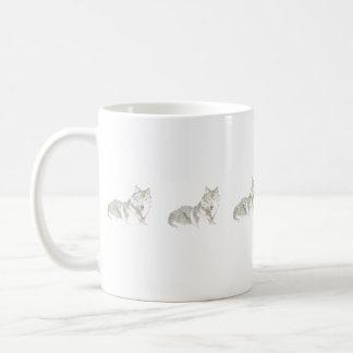 Wolf Band Mug