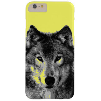 Wolf Barely There iPhone 6 Plus Case