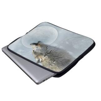 "Wolf Blue Moon Electronics Bag 15-17"""