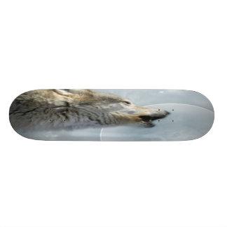 Wolf Blue Moon Skate Decks
