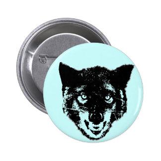 wolf button