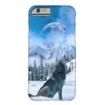 Wolf Call Barely There iPhone 6 Case