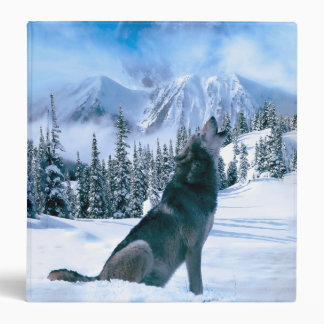 Wolf Call Binder