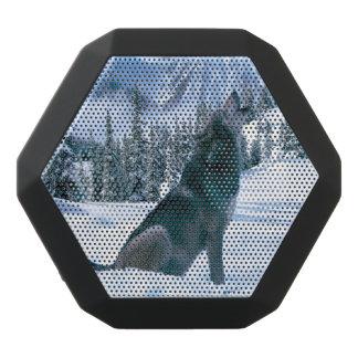 Wolf Call Black Bluetooth Speaker