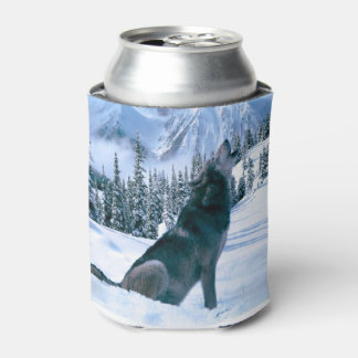 Wolf Call Can Cooler