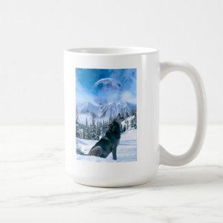 Wolf Call Coffee Mug
