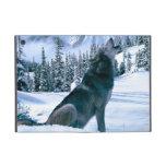 Wolf Call Cover For iPad Mini