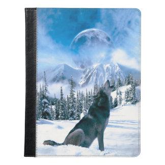Wolf Call iPad Case