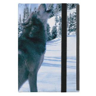 Wolf Call iPad Mini Cover