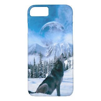 Wolf Call iPhone 7 Case