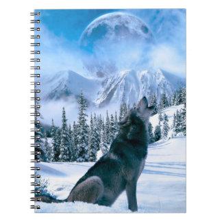 Wolf Call Notebook