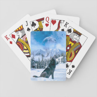 Wolf Call Playing Cards