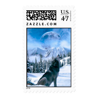 Wolf Call Postage