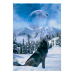 Wolf Call Poster