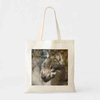 wolf canvas bags