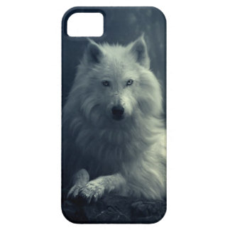 Wolf iPhone 5 Covers