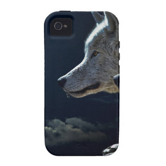 Wolf iPhone 4/4S Case