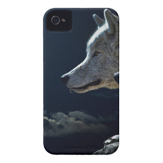 Wolf Case-Mate iPhone 4 Case