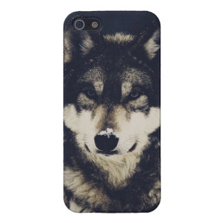Wolf Case For iPhone 5/5S