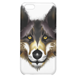 Wolf Case For iPhone 5C