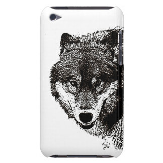 Wolf Case-Mate 4th Generation iPod Touch Case