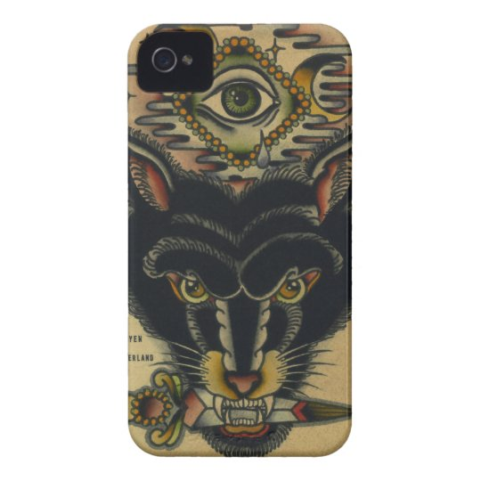 wolf Case-Mate iPhone 4 case