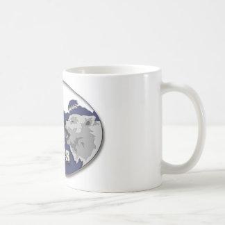 Wolf Center Mug