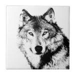 Wolf Ceramic Tiles