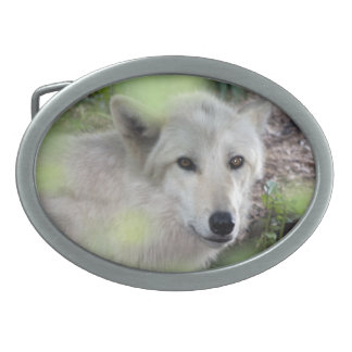 Wolf Charm Belt Buckles