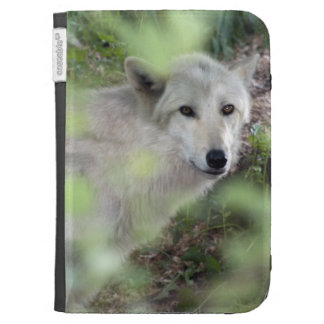 Wolf Charm Case For The Kindle
