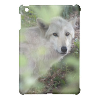 Wolf Charm Cover For The iPad Mini