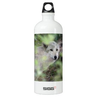 Wolf Charm Water Bottle