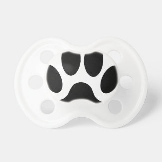 wolf claw pacifier