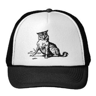 wolf-clip-art-2 gorras de camionero