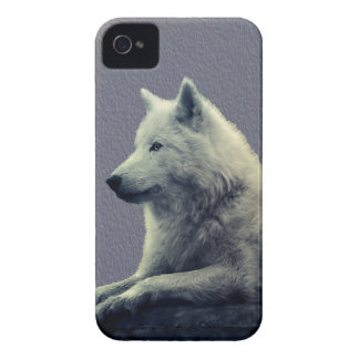 Wolf contemplation Case-Mate iPhone 4 case