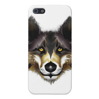 Wolf Cover For iPhone 5