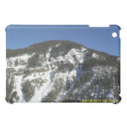 Wolf Creek Ski Area, Colorado iPad Mini Covers