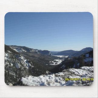 Wolf Creek Ski Area in Colorado 2011 Mouse Pad