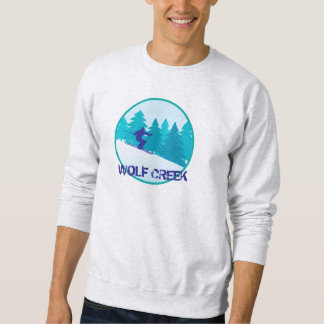 Wolf Creek Ski Circle Sweatshirt