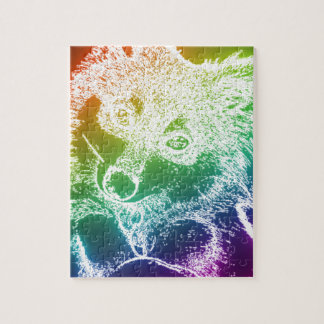 Wolf Cub Puzzles