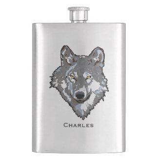 Wolf Custom Flask