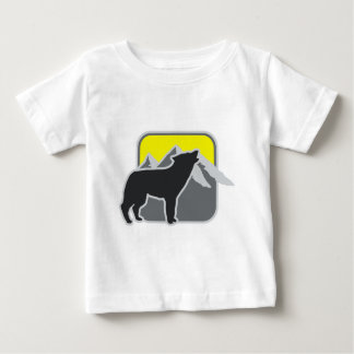 wolf_dd.png baby T-Shirt