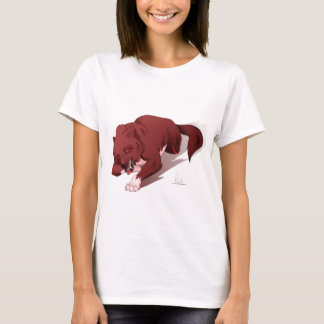 Wolf design (Lupin) T-Shirt