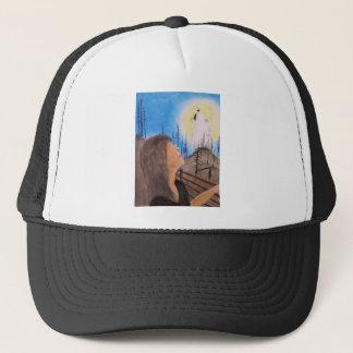 Wolf Dreamer Trucker Hat