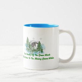 Wolf Dreams Coffee Mugs