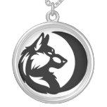 Wolf Element Tribal -Moon- Custom Jewelry