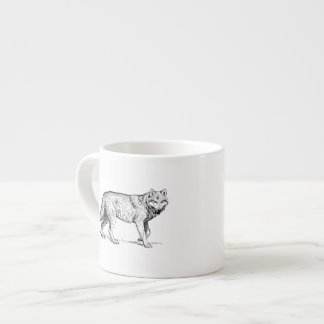 Wolf Espresso Cup