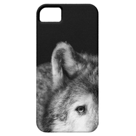 Wolf Eye iPhone Case