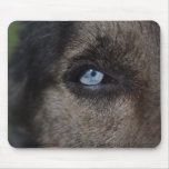 Wolf Eye Mouse Pad