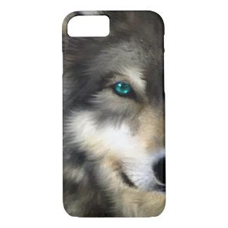 Wolf Eye Phone Cases